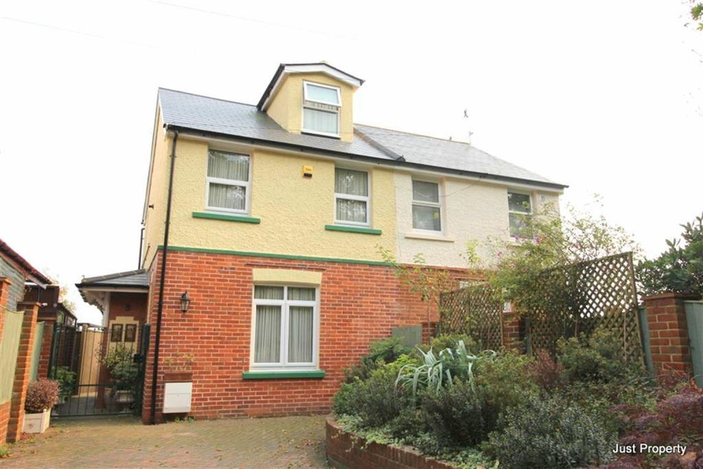 3 Bedrooms Semi Detached House for sale in Old Church Road, St Leonards On Sea