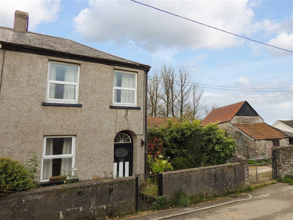 3 Bedrooms Semi Detached House for sale in North Road, High Bickington, Umberleigh, Devon, EX37