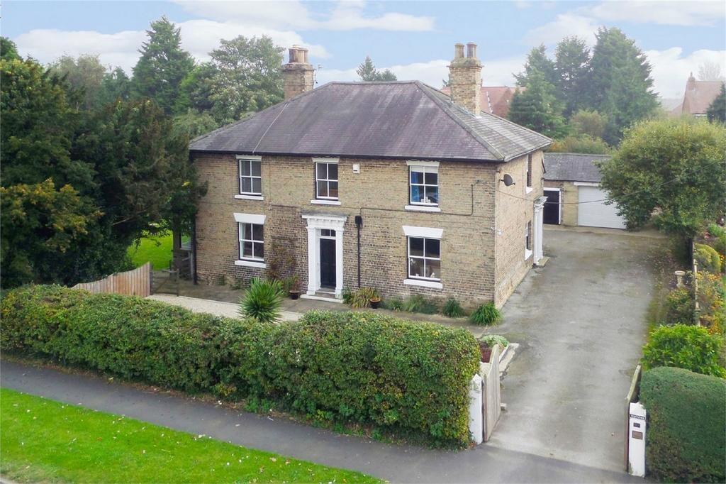 5 Bedrooms Detached House for sale in Moor End, Holme-on-Spalding-Moor, York