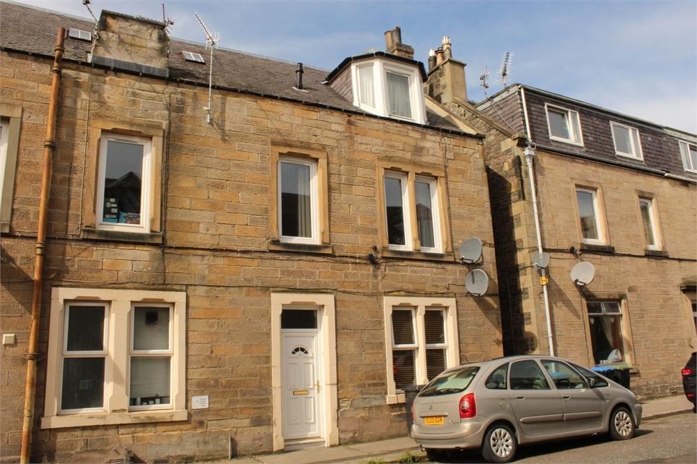 1 Bedroom Flat for sale in 8 St Andrew Street, GALASHIELS, Scottish Borders