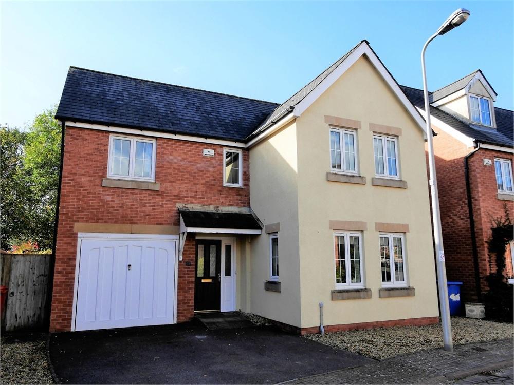 4 Bedrooms Detached House for sale in Clos Cradog, Penarth