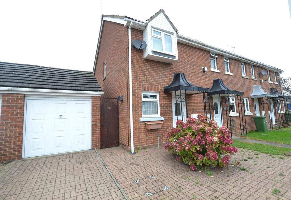 2 Bedrooms End Of Terrace House for sale in York Road, Billericay, Essex, CM12