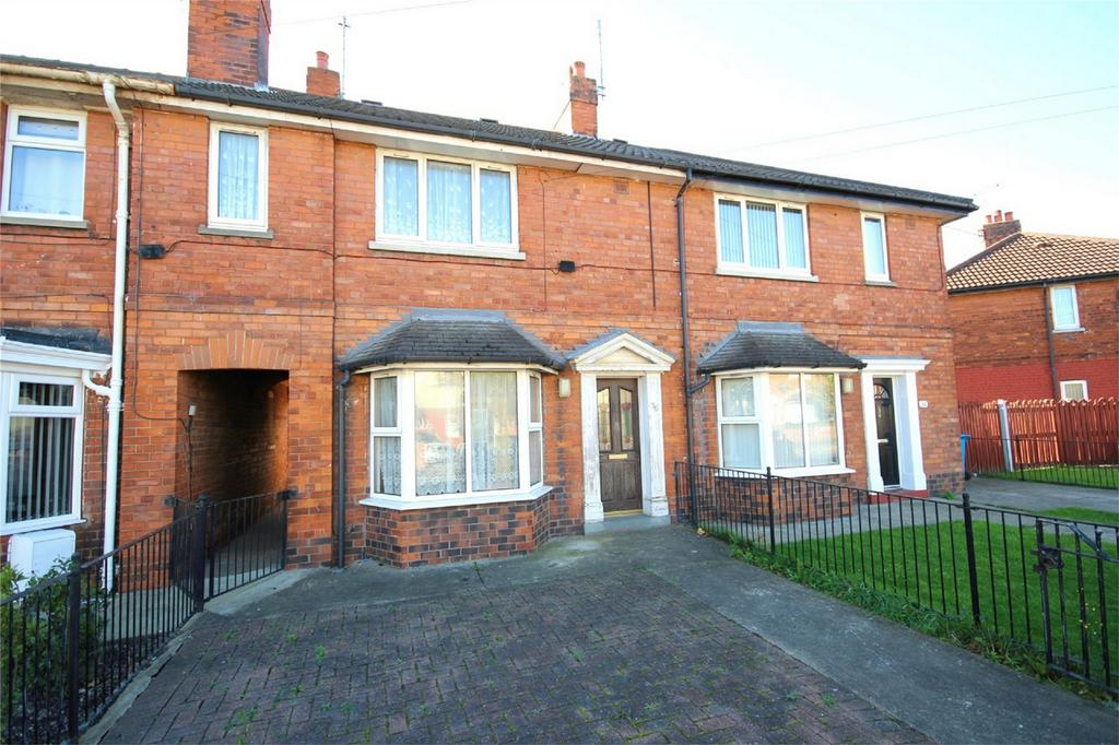2 Bedrooms Terraced House for sale in Scalby Grove, HULL, East Riding of Yorkshire