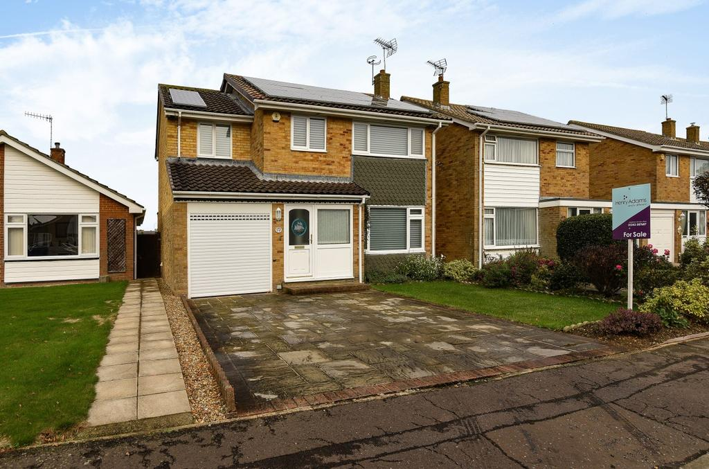5 Bedrooms Detached House for sale in Drake Park, Felpham, Bognor Regis, PO22