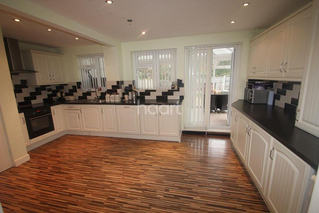 4 Bedrooms Semi Detached House for sale in Brook Avenue Arnold, Nottingham.