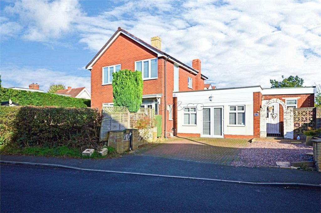 3 Bedrooms Detached House for sale in New Street, Chasetown, Staffordshire