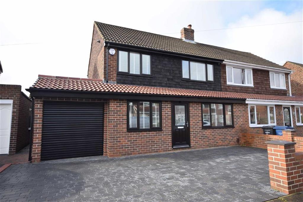 3 Bedrooms Semi Detached House for sale in Colman Avenue, South Shields