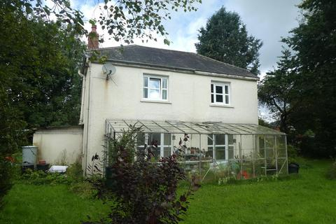 4 bedroom property with land for sale - Ffarmers, Llanwrda