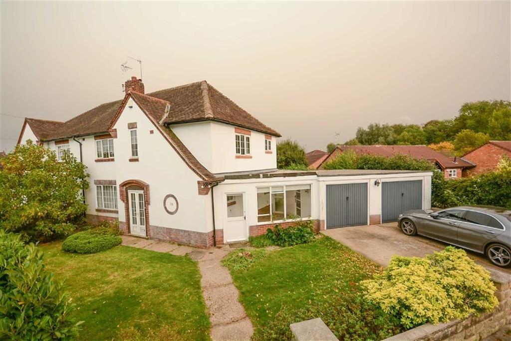 3 Bedrooms Semi Detached House for sale in Alford Road, West Bridgford