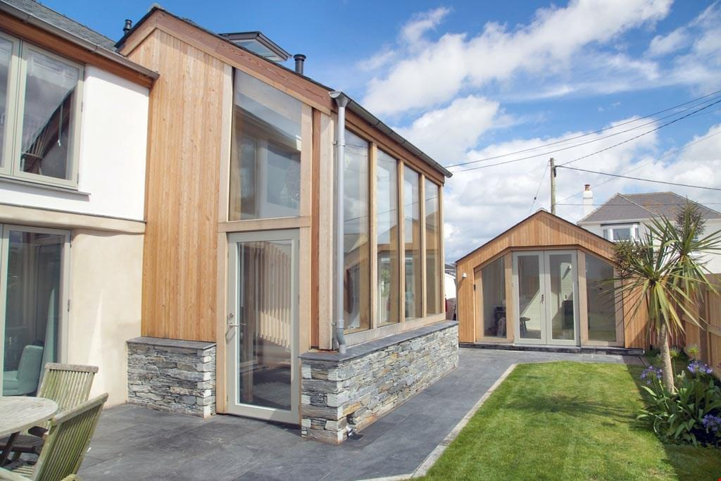 3 Bedrooms Semi Detached House for sale in Along the road from Trevose Golf and Country Club - at Towan, Nr. Constantine Bay, PL28