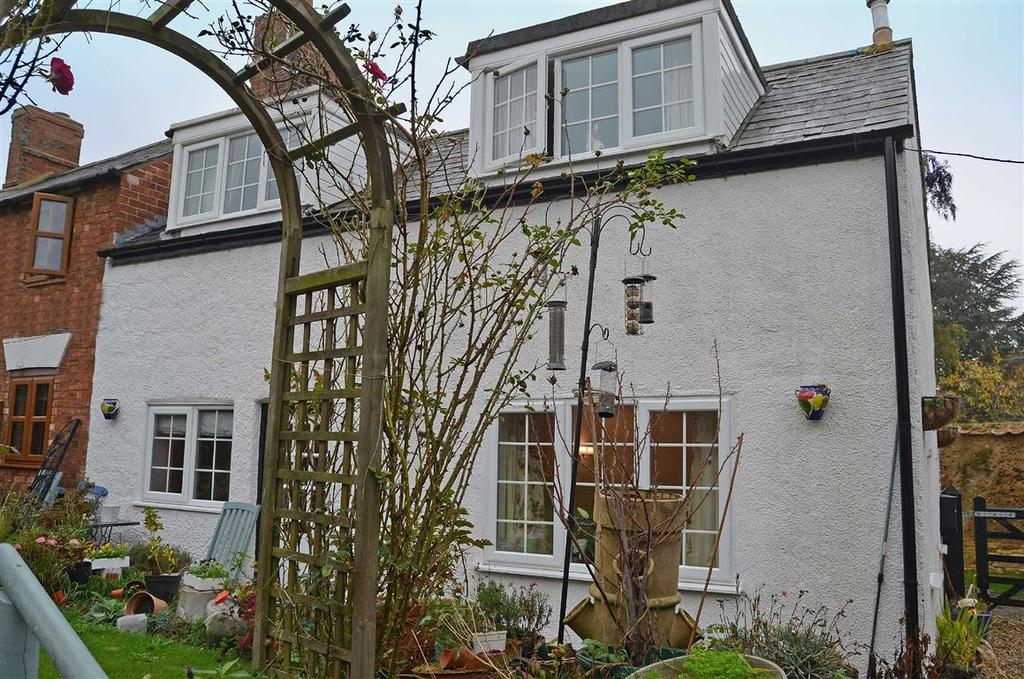 2 Bedrooms Semi Detached House for sale in Church Street, Nether Heyford