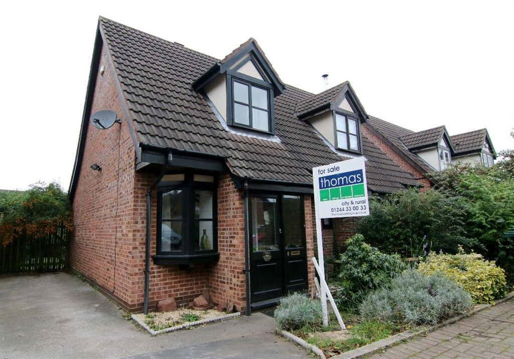 2 Bedrooms Semi Detached House for sale in Ashley Gardens, Clutton
