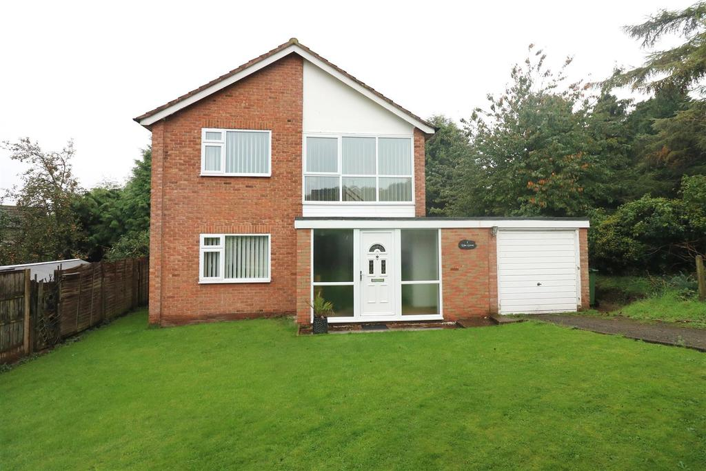 3 Bedrooms Detached House for sale in Lilac Grove, Warwick