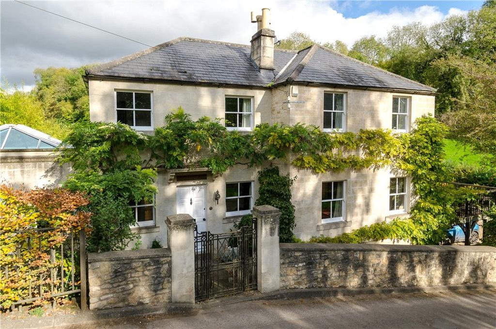 5 Bedrooms Detached House for sale in Wellow, Bath, Somerset, BA2