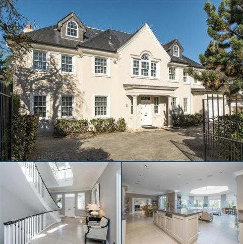 5 bedroom detached house for sale - Roedean Crescent, Nr Richmond, London, SW15