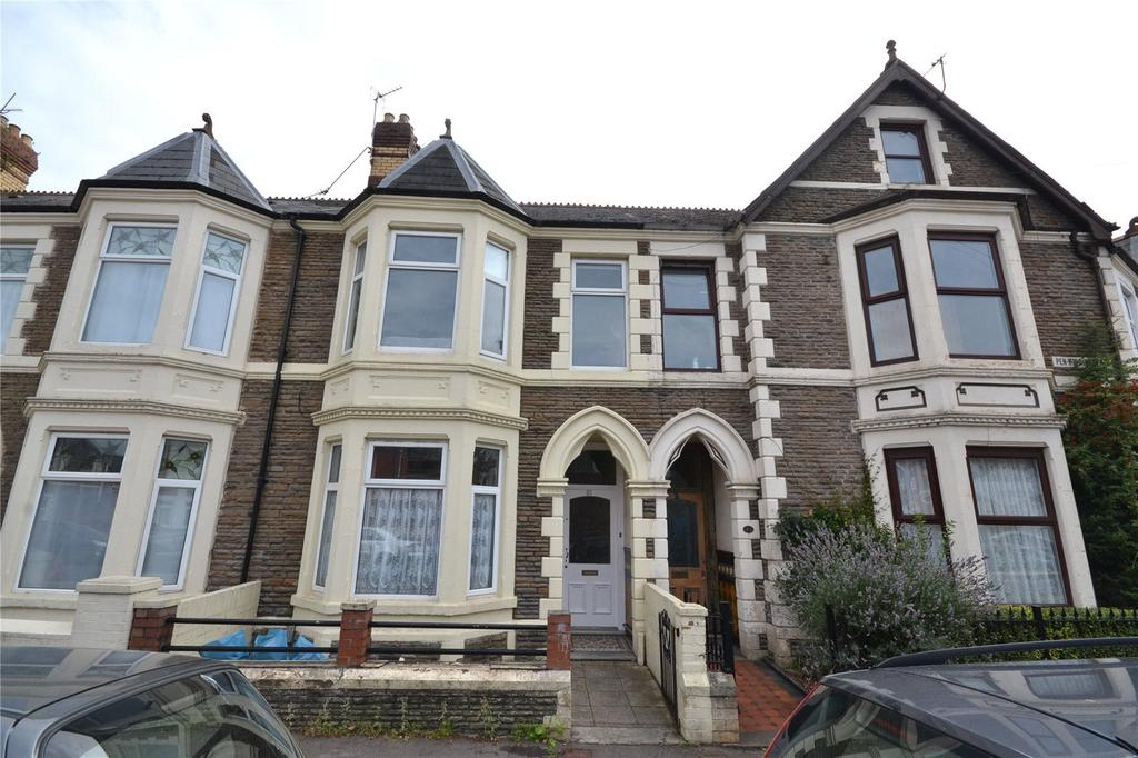 5 Bedrooms Terraced House for sale in Pen-y-Wain Place, Roath, Cardiff, CF24