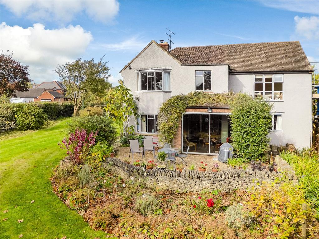 4 Bedrooms Detached House for sale in Great Bourton, Banbury, Oxfordshire