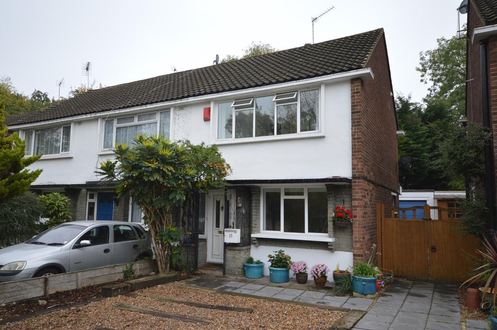 2 Bedrooms End Of Terrace House for sale in Tremaine Close Brockley SE4