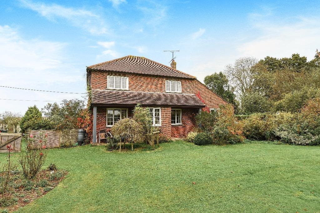 3 Bedrooms Detached House for sale in Off Wheatsheaf Road Woodmancote West Sussex BN5