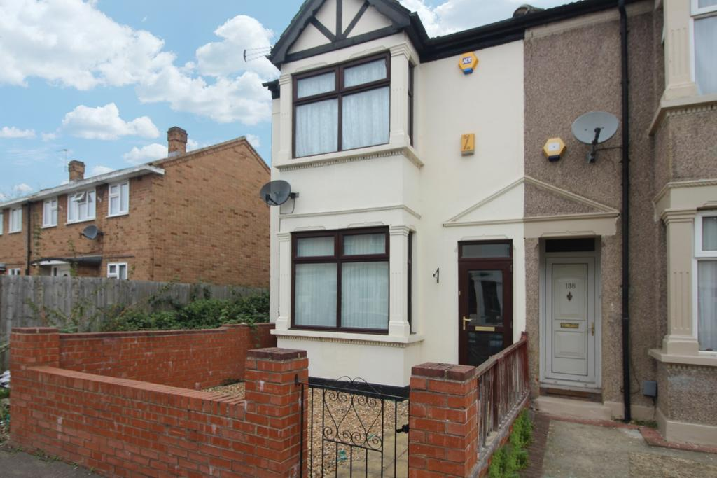 3 Bedrooms End Of Terrace House for sale in Riverdale Road Erith DA8