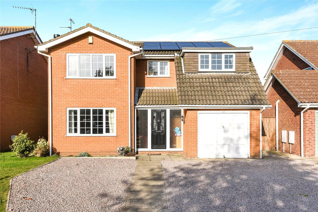 4 Bedrooms Detached House for sale in Hallgate, Holbeach, PE12