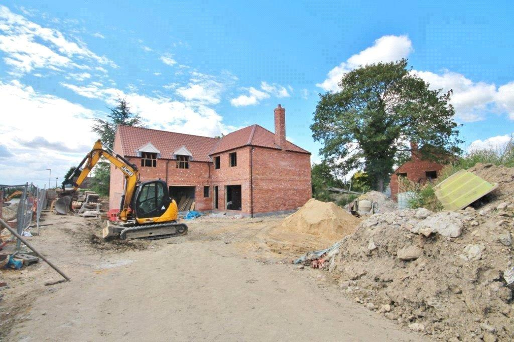 5 Bedrooms Detached House for sale in New Development, Station Road, LN5