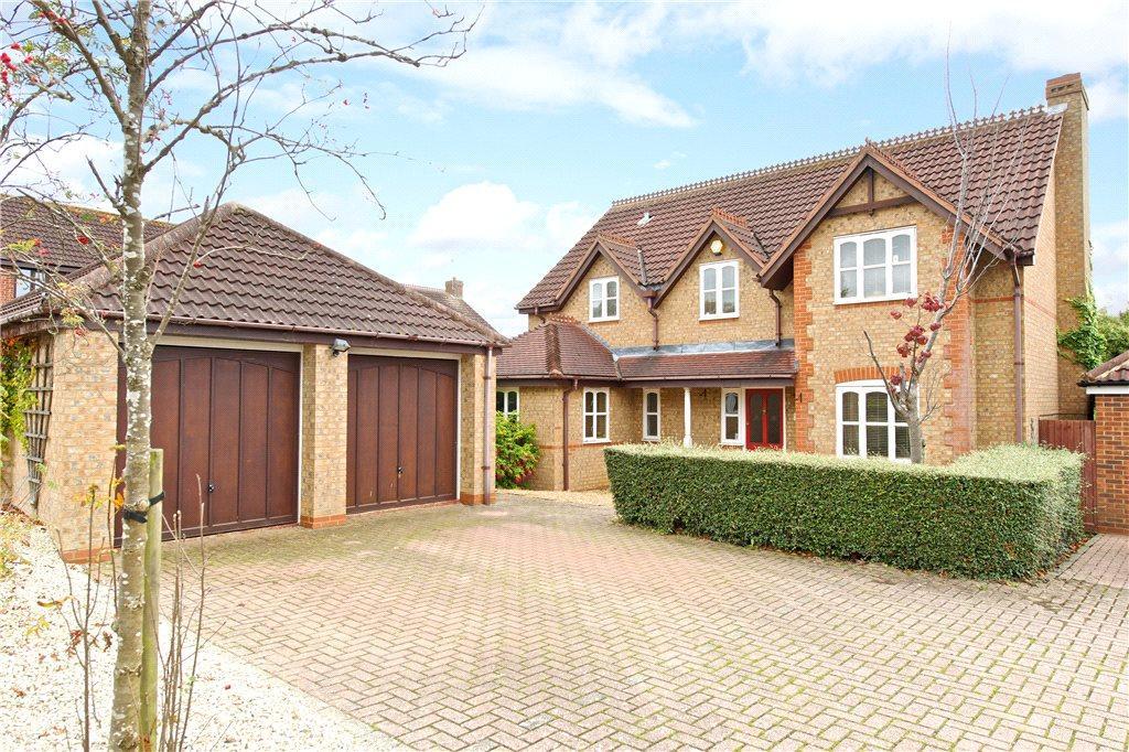 4 Bedrooms Detached House for sale in Holyhead Crescent, Tattenhoe, Milton Keynes, Buckinghamshire