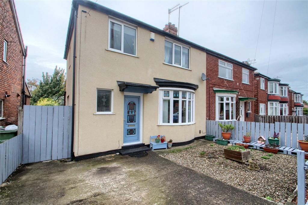3 Bedrooms Semi Detached House for sale in Windermere Road, Grangefield
