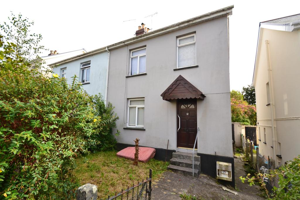 3 Bedrooms Semi Detached House for sale in Green Lane, Bodmin