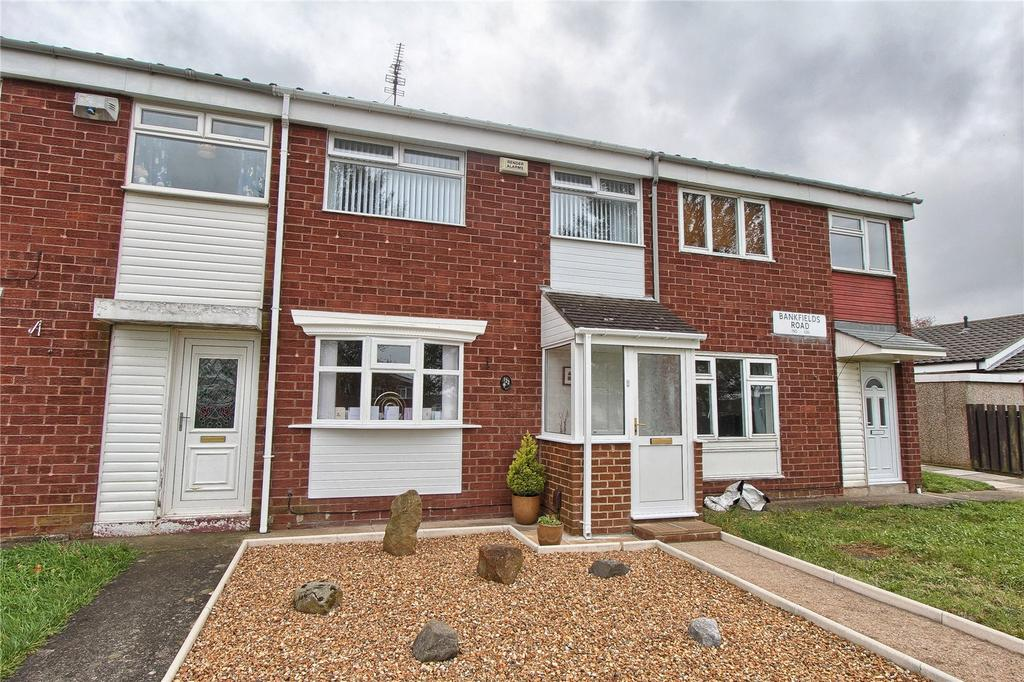 3 Bedrooms Terraced House for sale in Bankfields Road, Eston