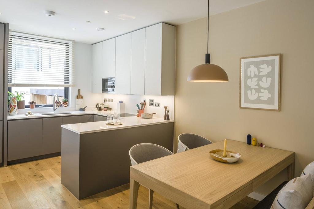 3 Bedrooms Town House for sale in Signal Townhouses, Greenwich, SE10