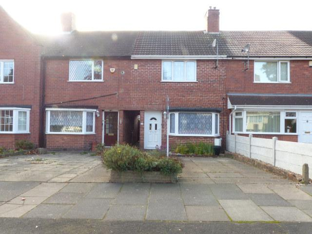 2 Bedrooms Terraced House for sale in Castleton Road,Great Barr,Birmingham