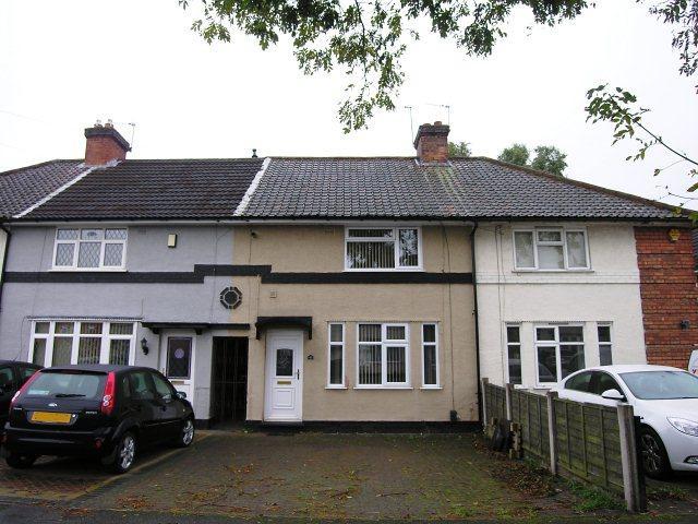3 Bedrooms Terraced House for sale in Bexley Road,Kingstanding,Birmingham