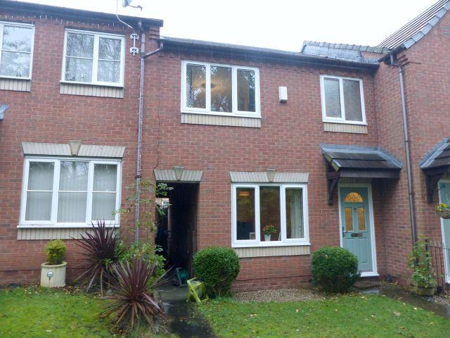 3 Bedrooms Terraced House for sale in Hilton Road,Burntwood,Staffordshire
