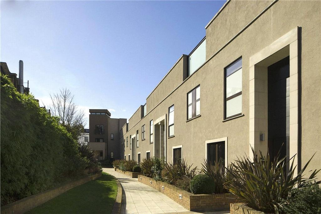 4 Bedrooms Detached House for sale in The Collection, 96 Boundary Road, St John's Wood, NW8