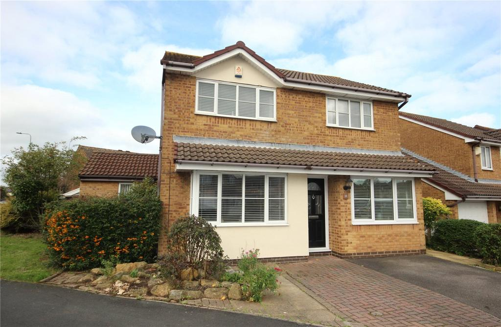 4 Bedrooms Detached House for sale in Ormonds Close, Bradley Stoke, Bristol, BS32