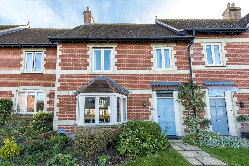 3 Bedrooms Terraced House for sale in Home Farm, Iwerne Minster, Blandford Forum, Dorset