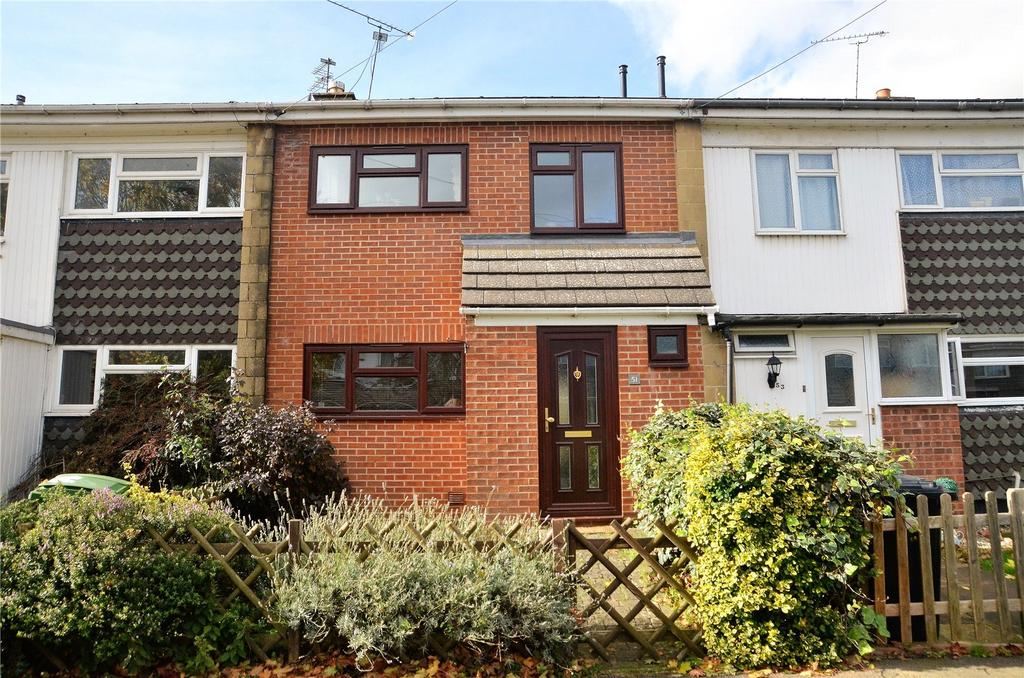3 Bedrooms Terraced House for sale in Meadow Way, Theale, Reading, Berkshire, RG7