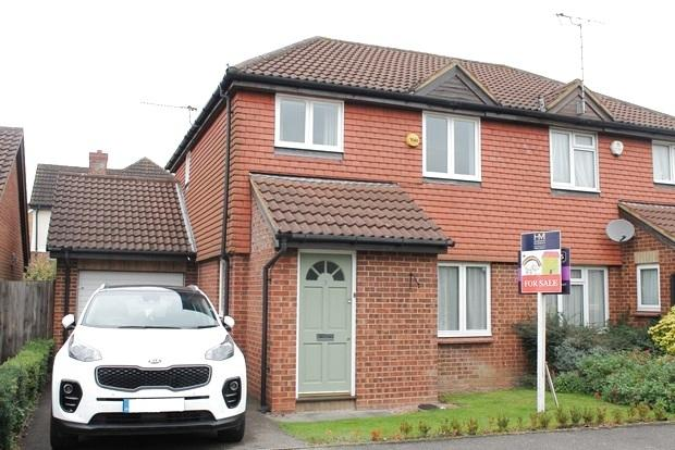 3 Bedrooms Semi Detached House for sale in Thetford Gardens, Luton, LU2