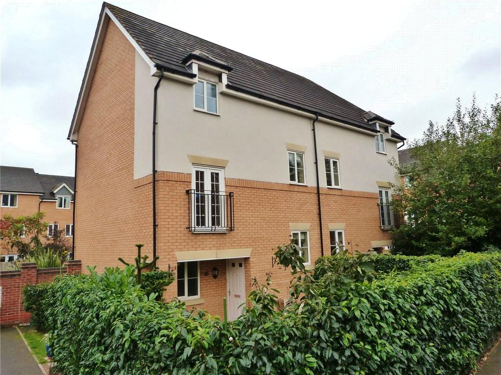 2 Bedrooms Semi Detached House for sale in Horton Way, Stapeley, Nantwich, Cheshire, CW5