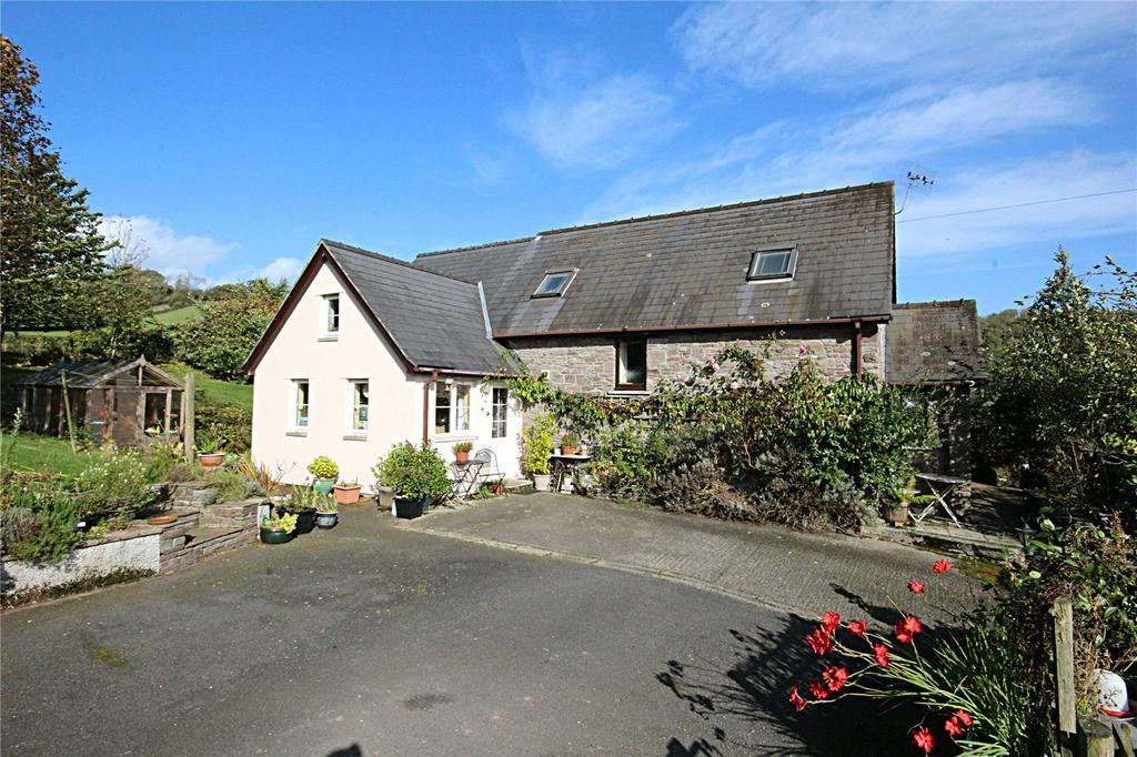 2 Bedrooms Detached House for sale in Trefeitha, Brecon, Powys