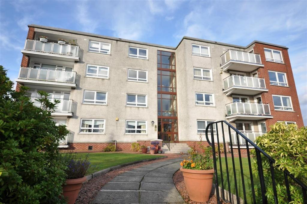 2 Bedrooms Flat for sale in 1/2, 8 Terregles Drive, Pollokshields, G41 4RN