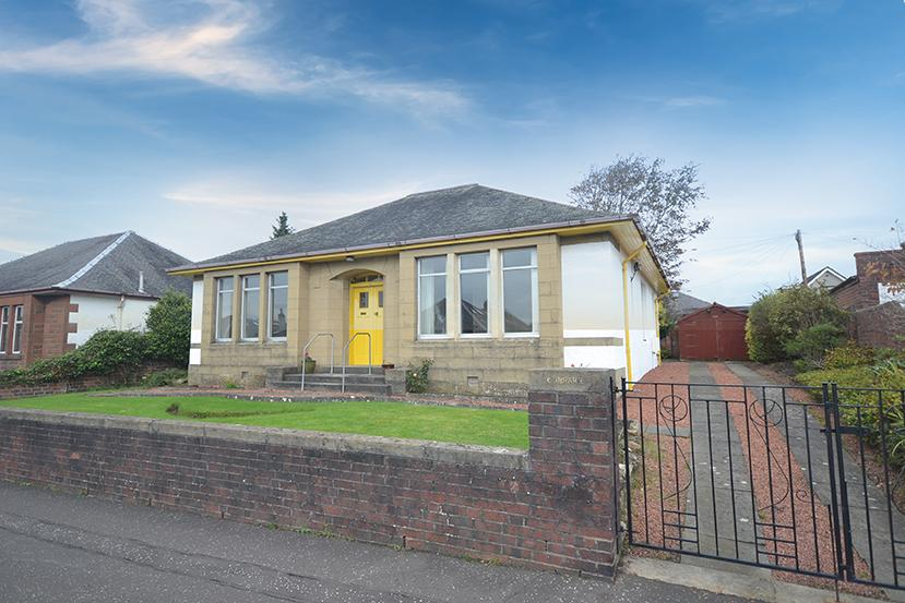 2 Bedrooms Detached Bungalow for sale in Currarie Chalmers Road, Ayr, KA7 2JJ