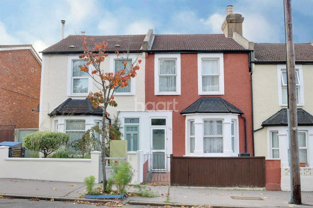 4 Bedrooms Terraced House for sale in Luna Road, Thornton Heath, CR7