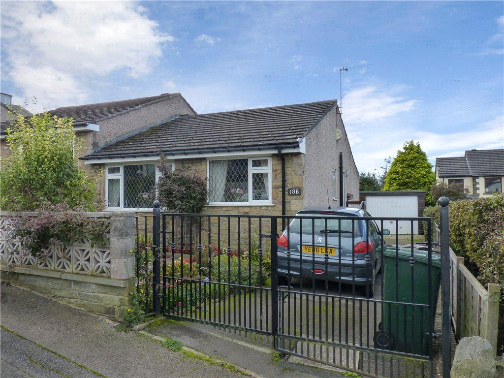 2 Bedrooms Semi Detached Bungalow for sale in Thwaites Brow Road, Keighley, West Yorkshire