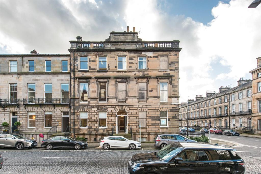 2 Bedrooms Apartment Flat for sale in Walker Street, Edinburgh, Midlothian
