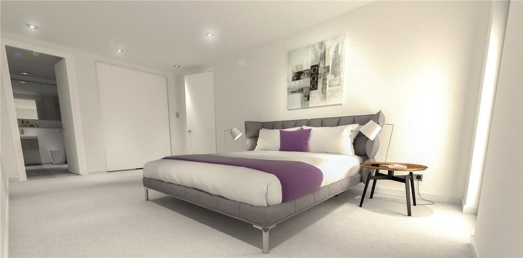 2 Bedrooms Penthouse Flat for sale in A024 2 Bedroom New Build Penthouse, Craighouse Road, Edinburgh, Midlothian