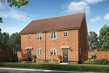 2 Bedrooms Semi Detached House for sale in 2 Queen's Meadow, Heath Road, Hockering, Dereham, NR20