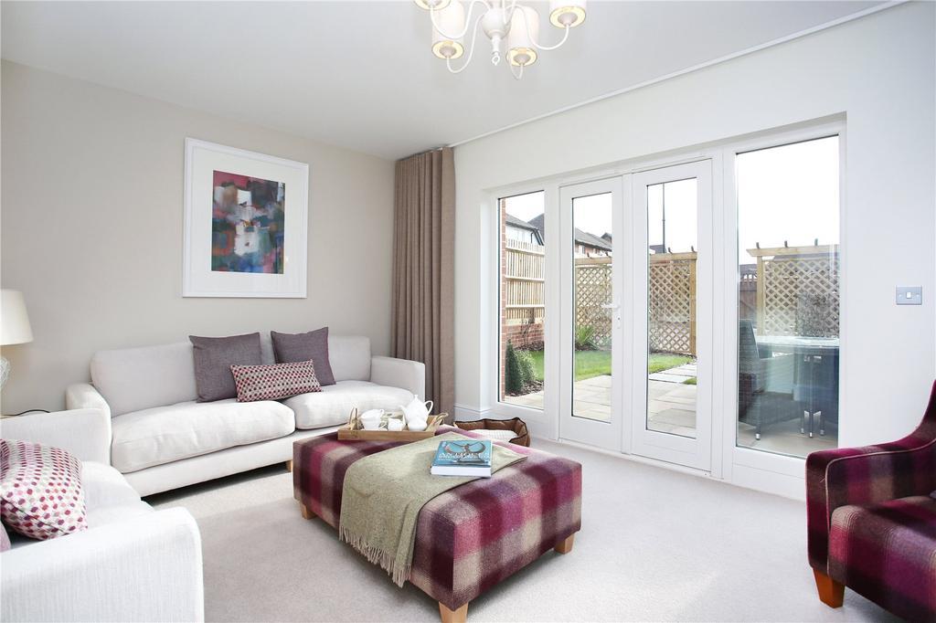 3 Bedrooms Terraced House for sale in Yew Gardens, London Road, Waterlooville, Hampshire, PO7
