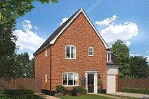 3 Bedrooms Detached House for sale in 6 Queen's Meadow, Heath Road, Hockering, Dereham, NR20